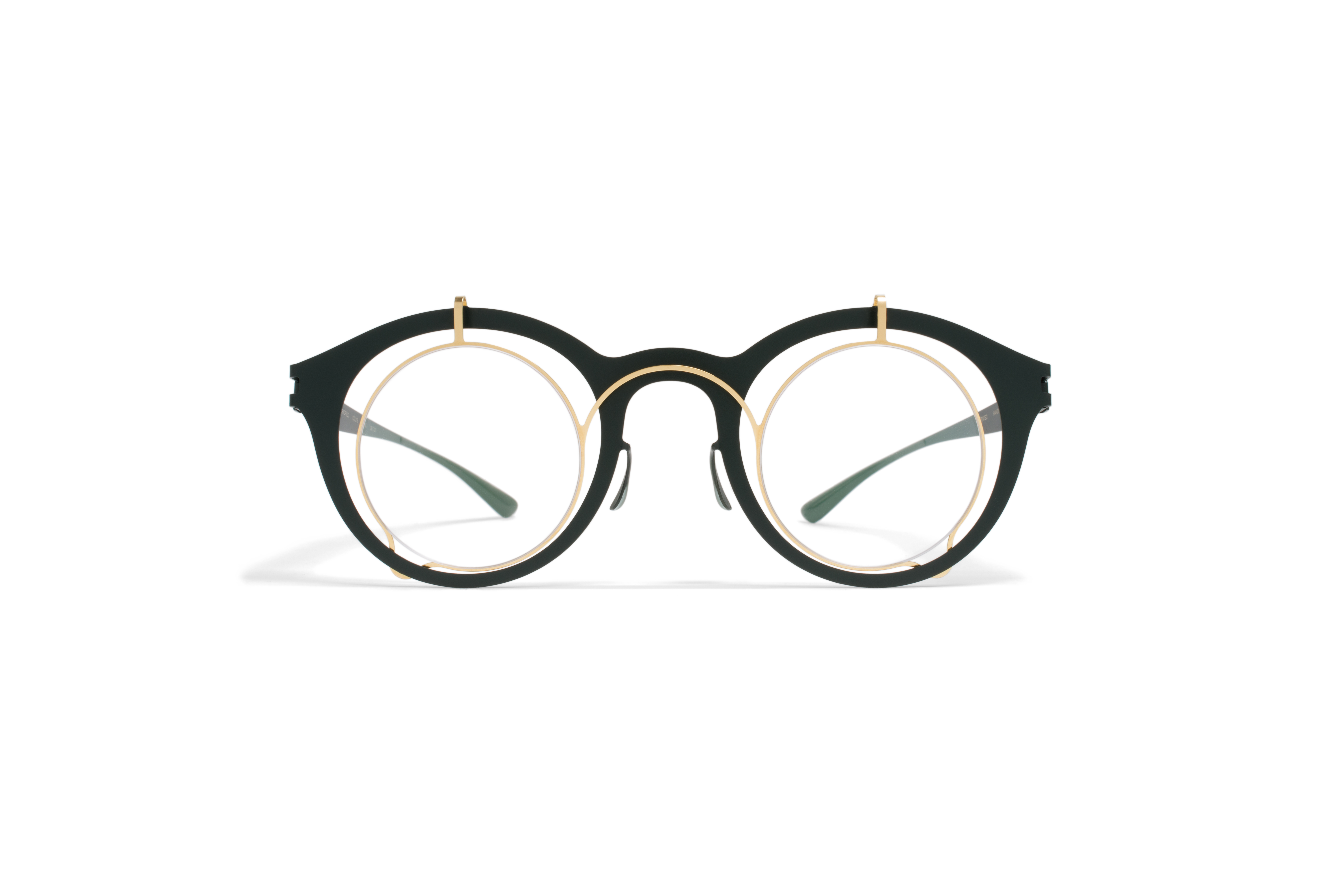 Mykita Dd Rx Bradfield Gold Forestgreen Clear 15075531371475fbd